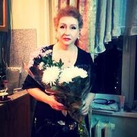 Рина, 65 лет, Козерог, Москва